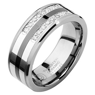 Tungsten Wedding Rings For Men