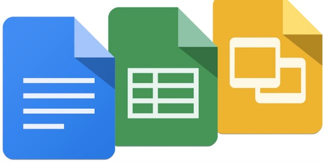 how to create new docs slides sheets and forms in google s new