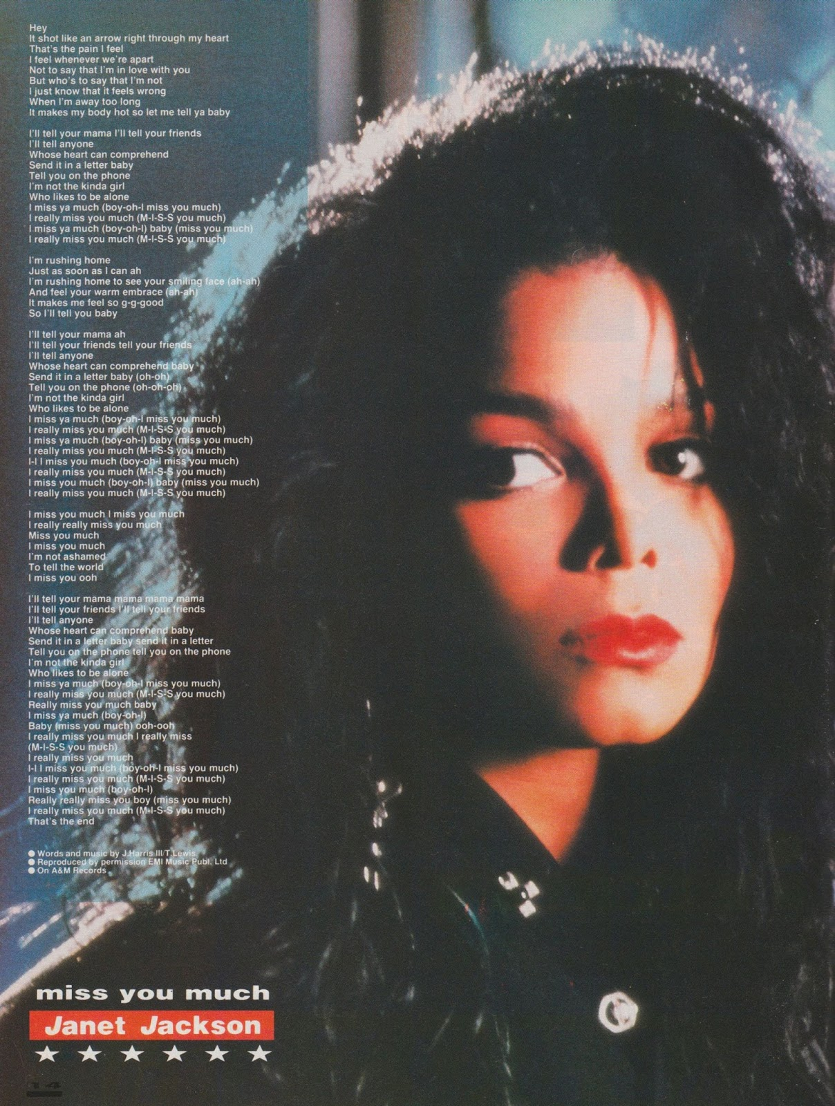 Top Of The Pops 80s: Janet Jackson - Miss You Musch - 1989