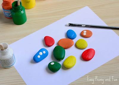 Easy Rock Painting Ideas Kids