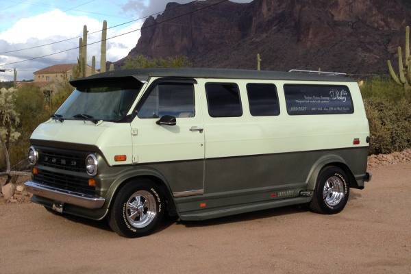 Daily Turismo: A Man, A Van, A Plan: Collection of Vans From