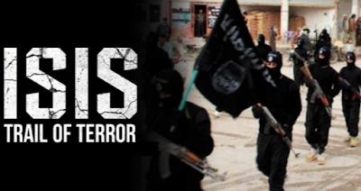 ISIS Culik 385 warga sipil