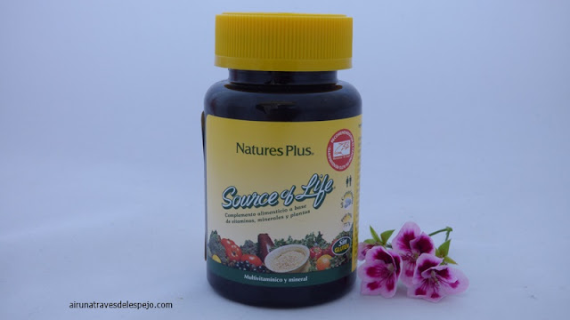 natures plus multivitaminico adultos