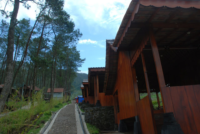 Vanaprastha Gedong Songo Park