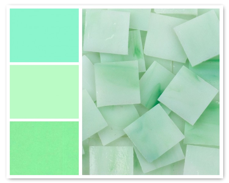 Mint Colored Room Decor