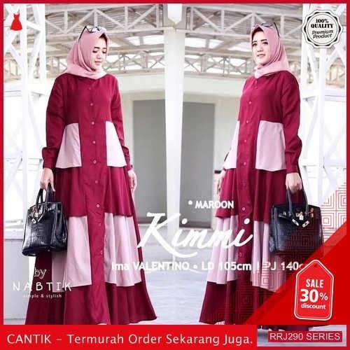 Jual RRJ290D203 Dress Maxy Kimmy Wanita Vg Terbaru Trendy BMGShop