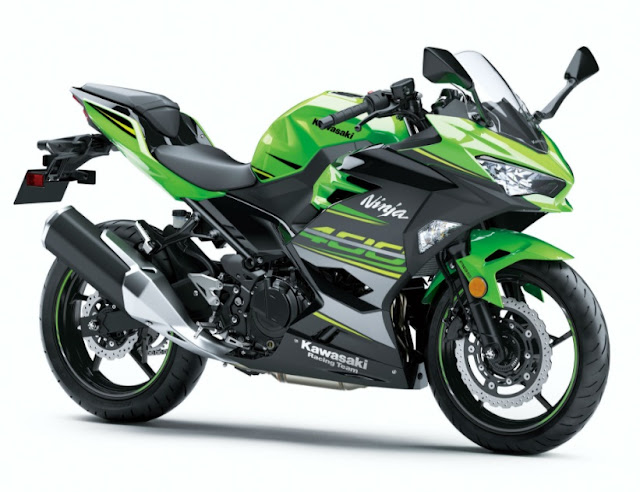 Kawasaki Ninja 400 New Price and Review Spec
