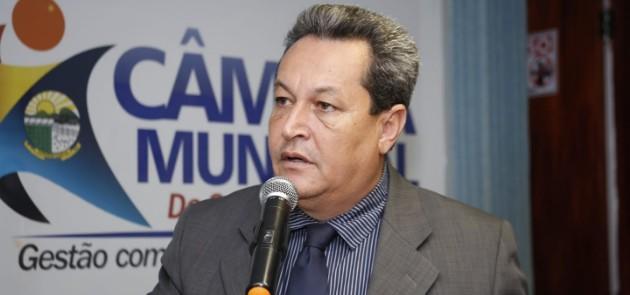 Senador Canedo: Presidente da Câmara se licenciará do cargo