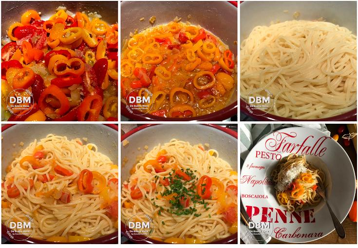 spaghetti-pimientos-cherrys-pasos2