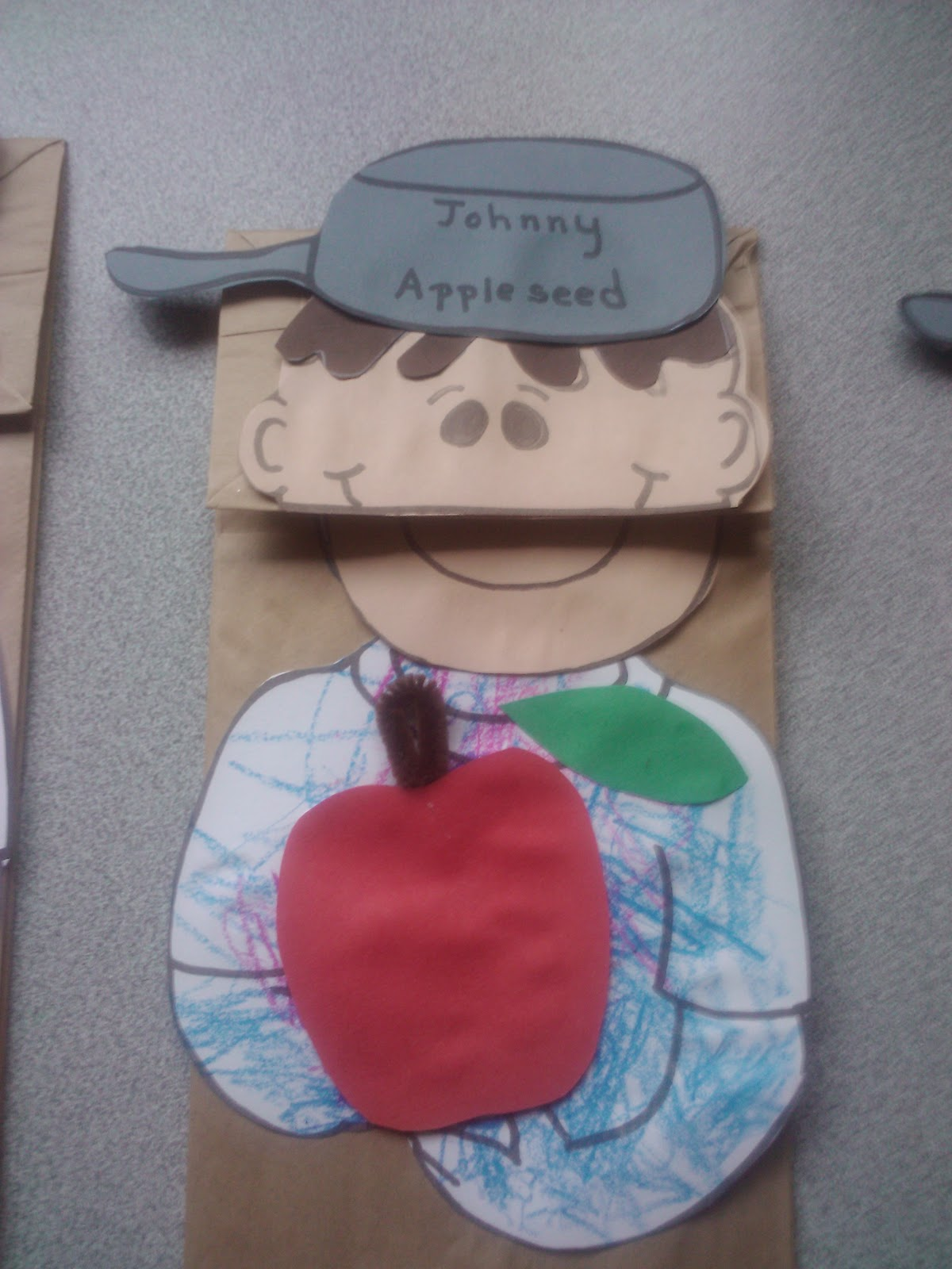 Discovery Playschool Apple Theme