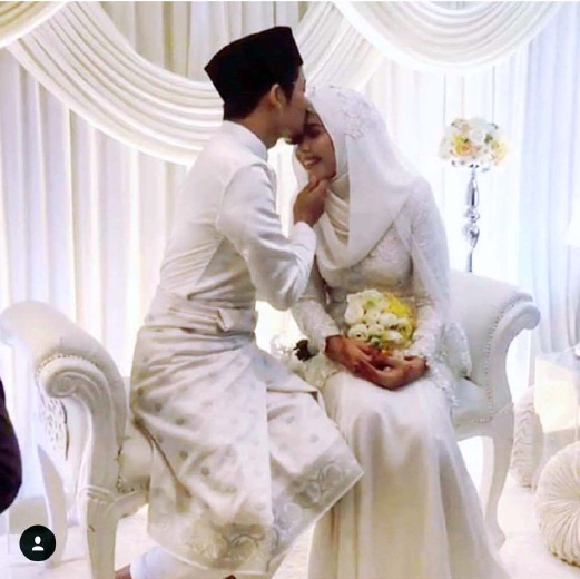 AG Coco Selamat Bergelar Suami (gambar & Video)