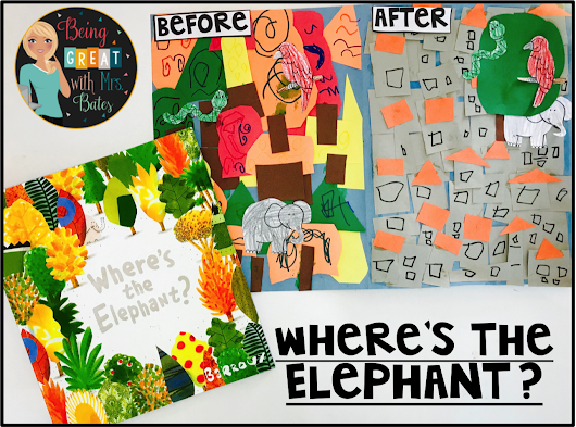 Earth Day with Where's the Elephant?