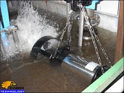 Công ty tư vấn mua sắm đầu tư thiết bị xử lý nước thải nhà máy thủy sản - Ưu điểm của máy khuấy chìm trong nước thải