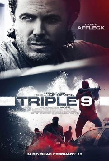 Triple 9 (2016) English Movie Download