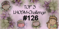 Top 3 LHOSM #126 Ribbon and Lace