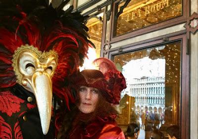 Casanova & Friends - A Venice Carnival Seduction