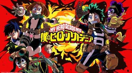 Baixar Boku no Hero Academia – 1ª Temporada