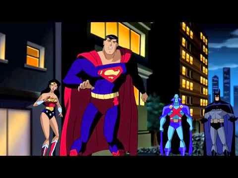 Liên Minh Công Lý Trẻ 3 -Justice League SS3