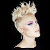 """P!NK da un preview de lo que será el vídeo musical de """"Just Like Fire"""" en Ellen DeGeneres"""