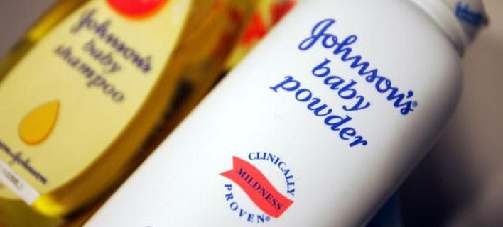 Reuters: Η Johnson & Johnson ήξερε ότι το ταλκ της είναι καρκινογόνο εδώ και... 47 χρόνια