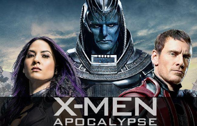 Xmen apocalypse release date