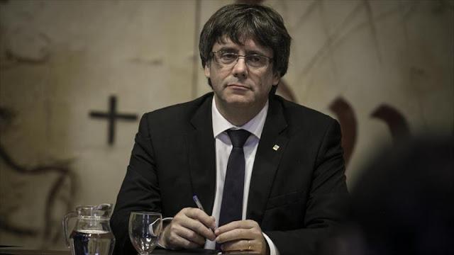 Puigdemont renuncia a acudir al Senado en debate del artículo 155