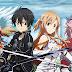 جميع حلقات وفيلم انمي Sword Art Online الموسم الاول والثاني مترجم عدة روابط