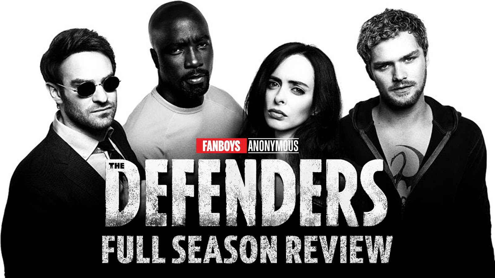 Netflix desktop Marvel's The Defenders wallpaper