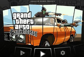GTA San Andreas Lite v9 Android APK + Data OBB Ukuran Kecil