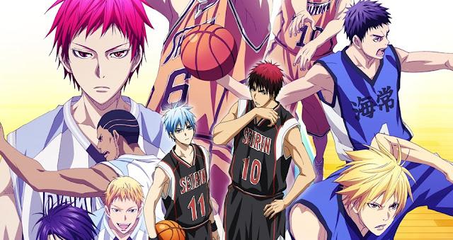 Download Kuroko no Basket 3rd Season Subtitle Indonesia