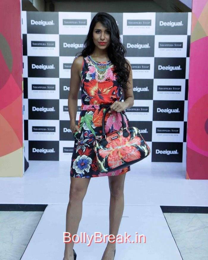 Candice Pinto, Candice Pinto Hot HD Pics At Launch Of 'Desigual' shop-in-shop