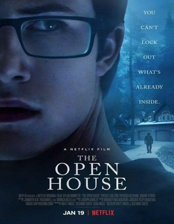 The Open House (2018) English 720p
