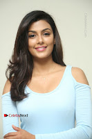 Anisha Ambrose Latest Pos Skirt at Fashion Designer Son of Ladies Tailor Movie Interview .COM 0655.JPG
