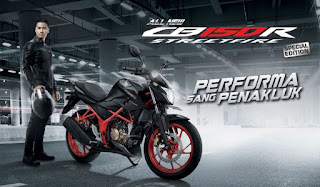 Honda All New CB150R Special Edition