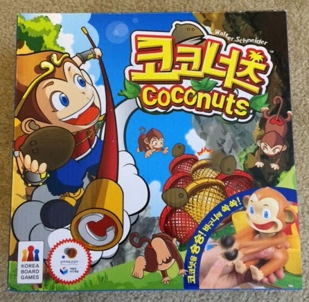 Coconuts Review