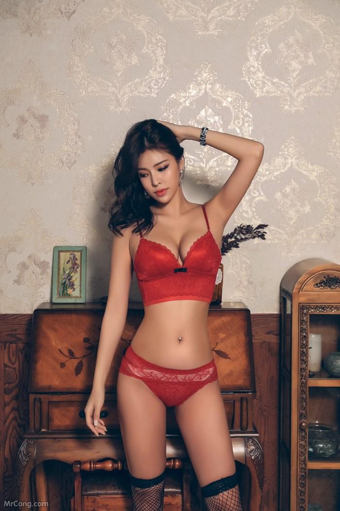 Image Kwon-Soo-Jung-MrCong.com-041 in post Người đẹp Kwon Soo Jung đầy mê hoặc trong bộ sưu tập nội y (134 ảnh)