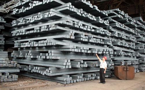 Xuất khẩu thép của Trung Quốc tiếp tục giảm khi giá trong nước đang tăng