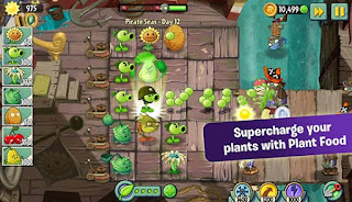 Plants vs Zombies 2 Apk v5.3.1 unlocked all zombies baru