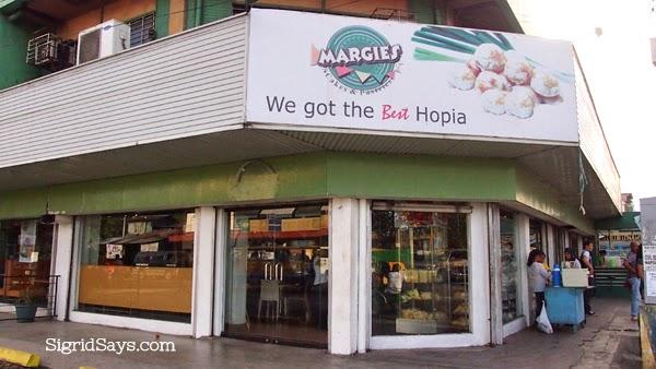 Margie's pasalubong - Bacolod pasalubong - organic dishes - hopia sebuyas dahon - Bacolod City