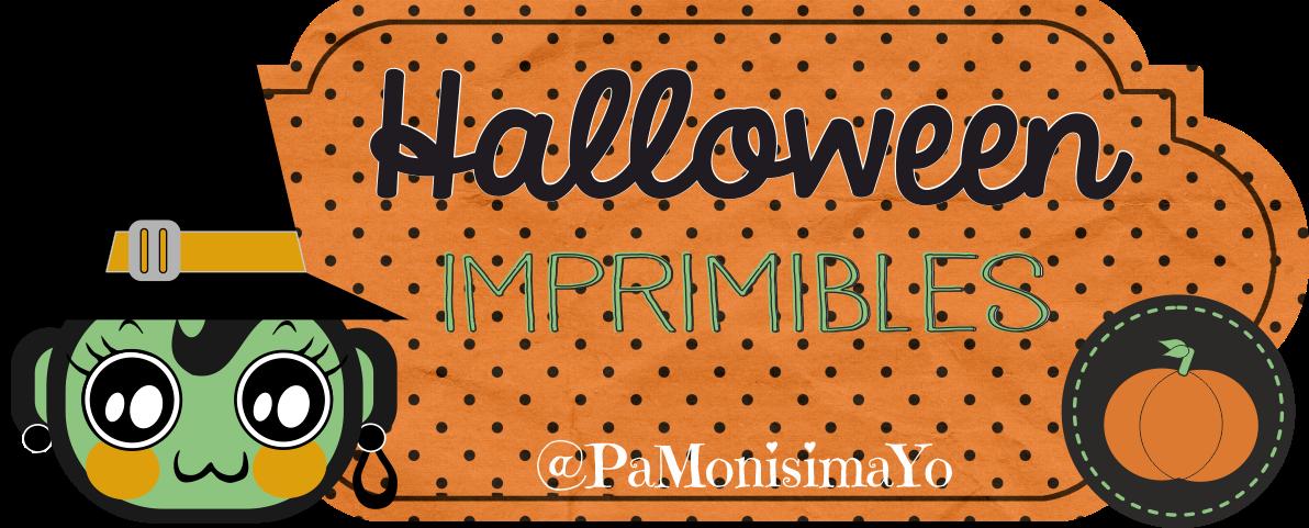 imprimible freebie halloween colorear paint @pamonisimayo