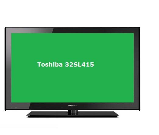 Toshiba 32SL415 TV review