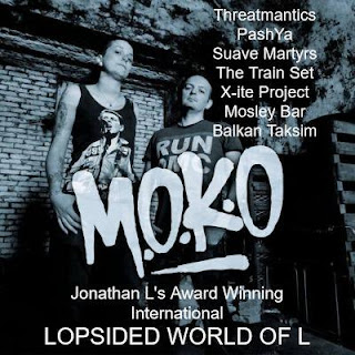 Mar16 Lopsided World of L - RADIOLANTAU.COM