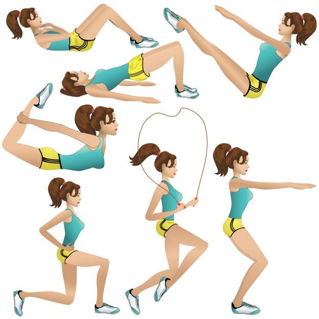 para hacer ejercicios para bajar de peso