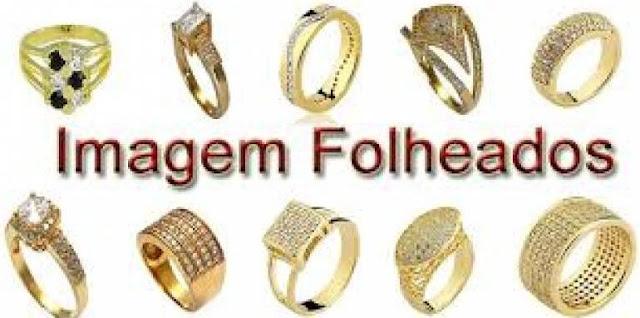 Comprar e Revender Anéis Folheados a Ouro e Prata