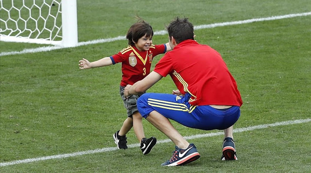 "La UEFA adopta medidas ""antiniños"""