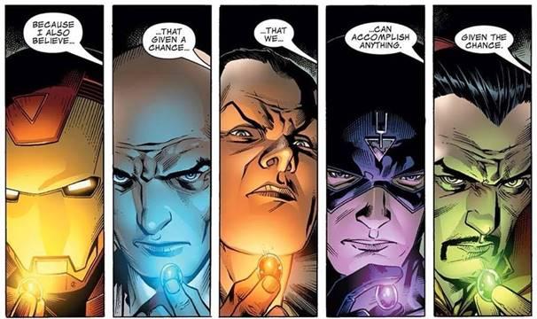 siapa sebenarnya avenger illuminati adalah