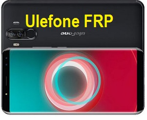 Ulefone Power 3S FRP bypass google account reset.