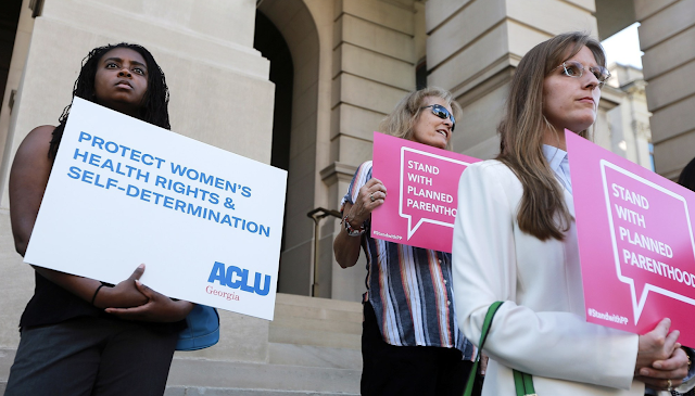 No, Georgia's Heartbeat Bill Won't Imprison Women Who Have Abortions
