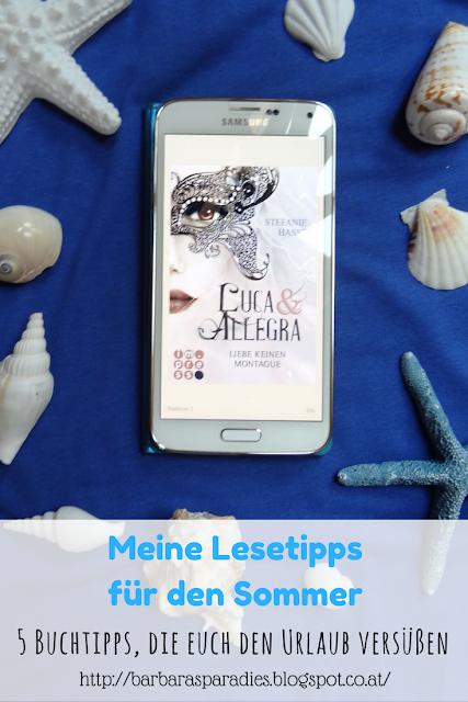 Luca & Allegra 1: Liebe keinen Montague von Stefanie Hasse