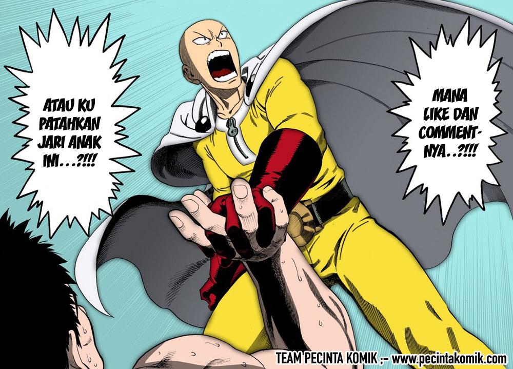 Baca Manga One Punch Man Chapter 54 Bahasa Indonesia